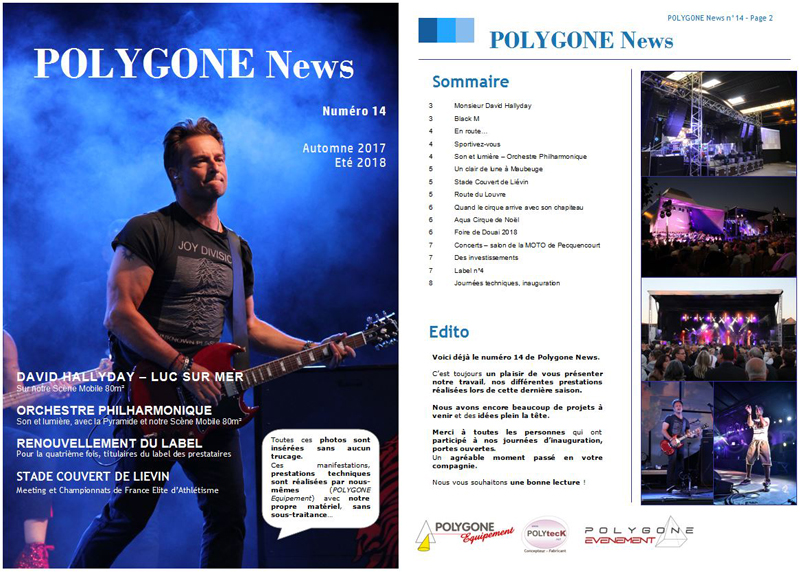 POLYGONE News n°14